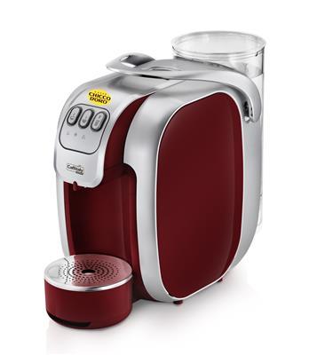 macchina a capsule caffitaly s07 - macchina a capsule caffitaly s07 red