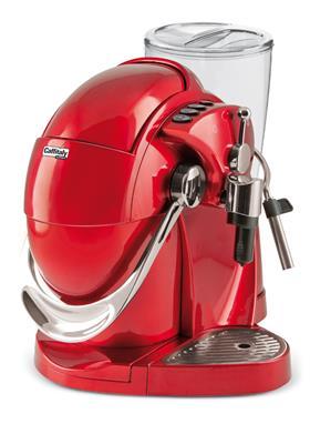 macchina a capsule caffitaly s06 - macchina a capsule  caffitaly s06  red