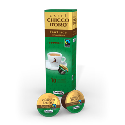 caffitaly chicco d'oro max havelaar